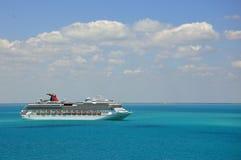 Free Carnival Splendor Cruise Ship At Sea Royalty Free Stock Image - 125760896