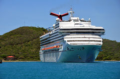 Carnival Sunshine Stock Photos