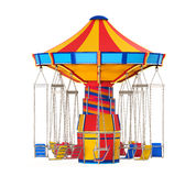 Carnival Swing Ride Stock Images