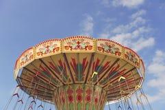 carnival swings Στοκ Εικόνα