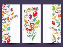 Carnival template Stock Image