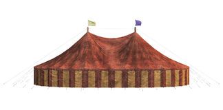 Carnival Tent Royalty Free Stock Image