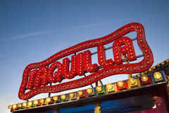 Carnival Tickets Royalty Free Stock Images