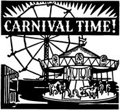Carnival Time Royalty Free Stock Images