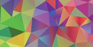 Carnival. Triangle geometric multicolored Pattern of Carnival, Festival, Masquerade Mardi Gras invitation background design. Vector illustration. Funfair, parade Royalty Free Stock Photos