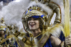 Carnival 2017 - Uniao da Ilha Stock Photo