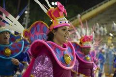 Carnival 2019 - Unidos da Ponte royalty free stock photo