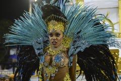 Carnival 2017 - Unidos da Tijuca Stock Images
