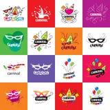 Carnival vector logo Stock Photo