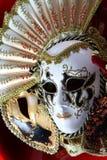 Carnival Venetian mask Royalty Free Stock Images