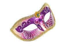 Carnival Venetian mask Stock Photos