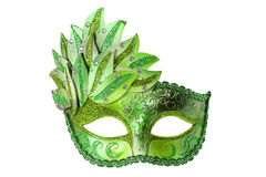 Carnival Venetian mask Stock Images