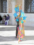 Carnival, Venezia, costumes and masks 17 Stock Image