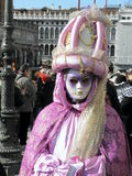 Carnival, Venezia, costumes and masks 23 Royalty Free Stock Photography