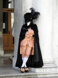 Carnival, Venezia, costumes and masks 25 Royalty Free Stock Photo