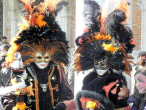 Carnival, Venezia, costumes and masks 18 Stock Images