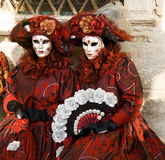 The Carnival of Venice Royalty Free Stock Photo