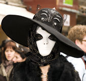 The Carnival of Venice Royalty Free Stock Photography