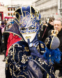 The Carnival of Venice Royalty Free Stock Photos