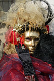 Carnival of Venice 2009 Royalty Free Stock Photography
