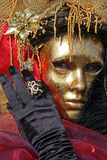 Carnival of Venice 2009 Stock Image