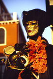 Carnival in Venice stock photography
