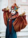 Carnival of Venice Stock Photos