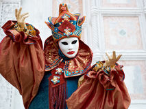 Carnival of Venice Stock Photography