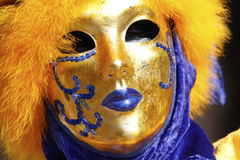 Carnival of venice Stock Images