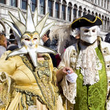 Carnival of Venice Stock Image