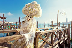 Carnival of Venice Royalty Free Stock Photo