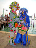 Carnival in Venice Stock Image