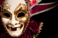 Carnival in Venice Royalty Free Stock Photos