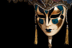 Carnival in Venice Royalty Free Stock Image