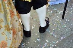 Carnival of Venice, Italy Stock Photos