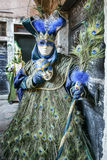 Carnival in Venice. Italy Royalty Free Stock Image