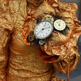 Carnival of Venice, Italy Royalty Free Stock Photo