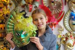 Carnival in Venice. Italy Stock Image