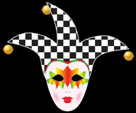 Carnival Venice mask Stock Image