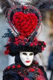 Carnival of Venice masks Stock Photo