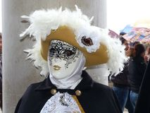 Carnival of venice Royalty Free Stock Photography