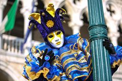 Carnival of Venice royalty free stock photos