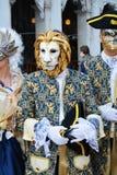 Carnival of Venice, Venice, Italy, Europe Stock Photography