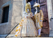 Carnival Venitien d' Annecy 2012 Royalty Free Stock Photos