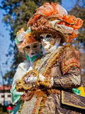 Carnival Venitien d' Annecy 2012 Stock Photos