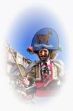 Carnival in Verin Spain Stock Images