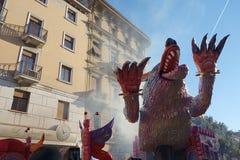 Carnival of Verona,Italy Stock Photography