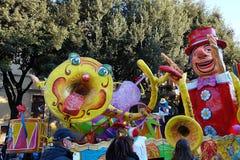 Carnival of Verona,Italy Royalty Free Stock Photography