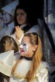 Carnival of Viareggio Royalty Free Stock Photography