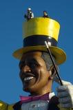 Carnival of Viareggio 2011 Royalty Free Stock Image